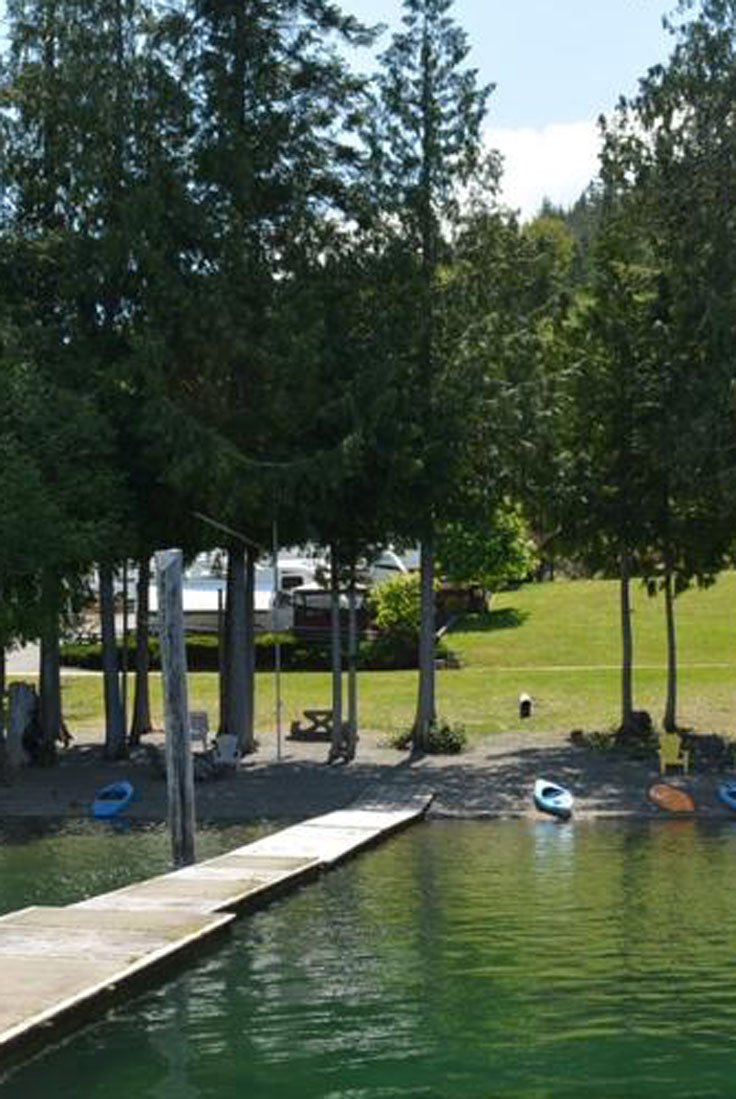 Lake Cowichan recreational property for sale