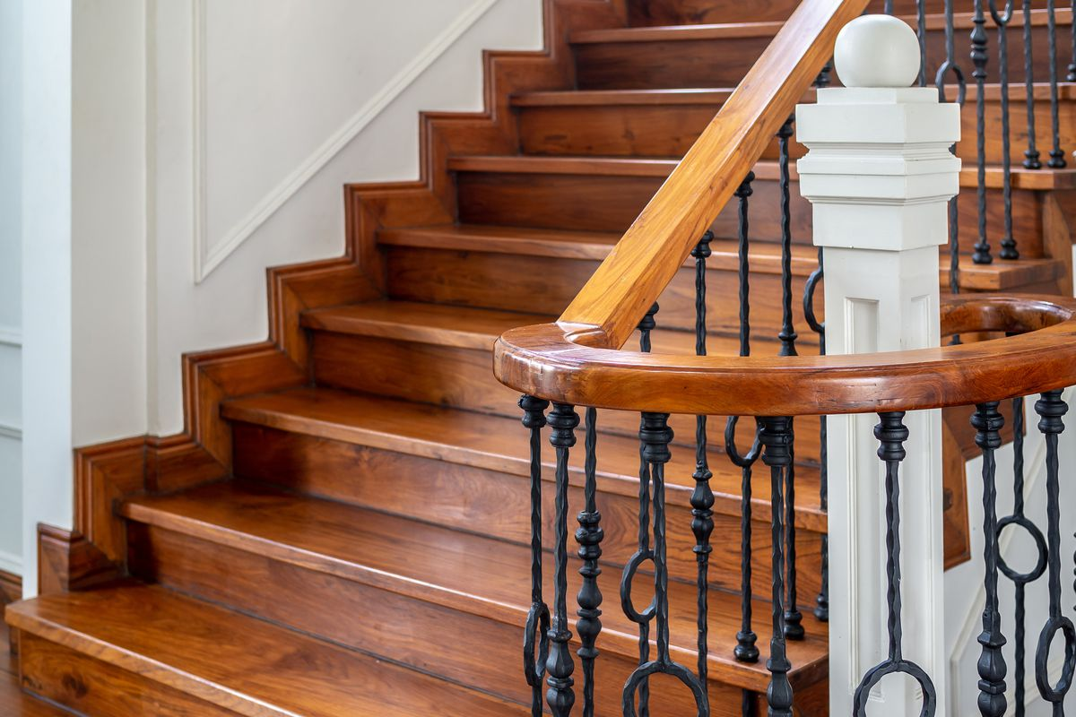 Fix squeaky stairs and floors Lake Cowichan real estate